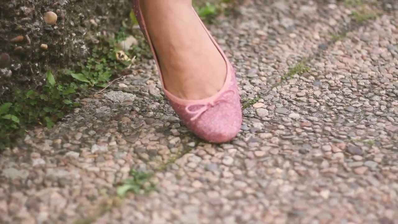 {DIY} La chaussure paillettée