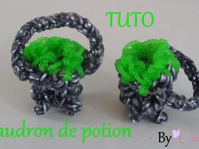 [ TUTO] chaudron de potion en élastique