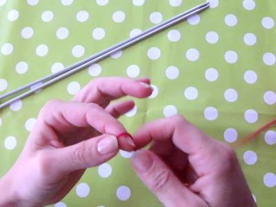 Tricot by les pelotes d'Hélène Le noeud coulant