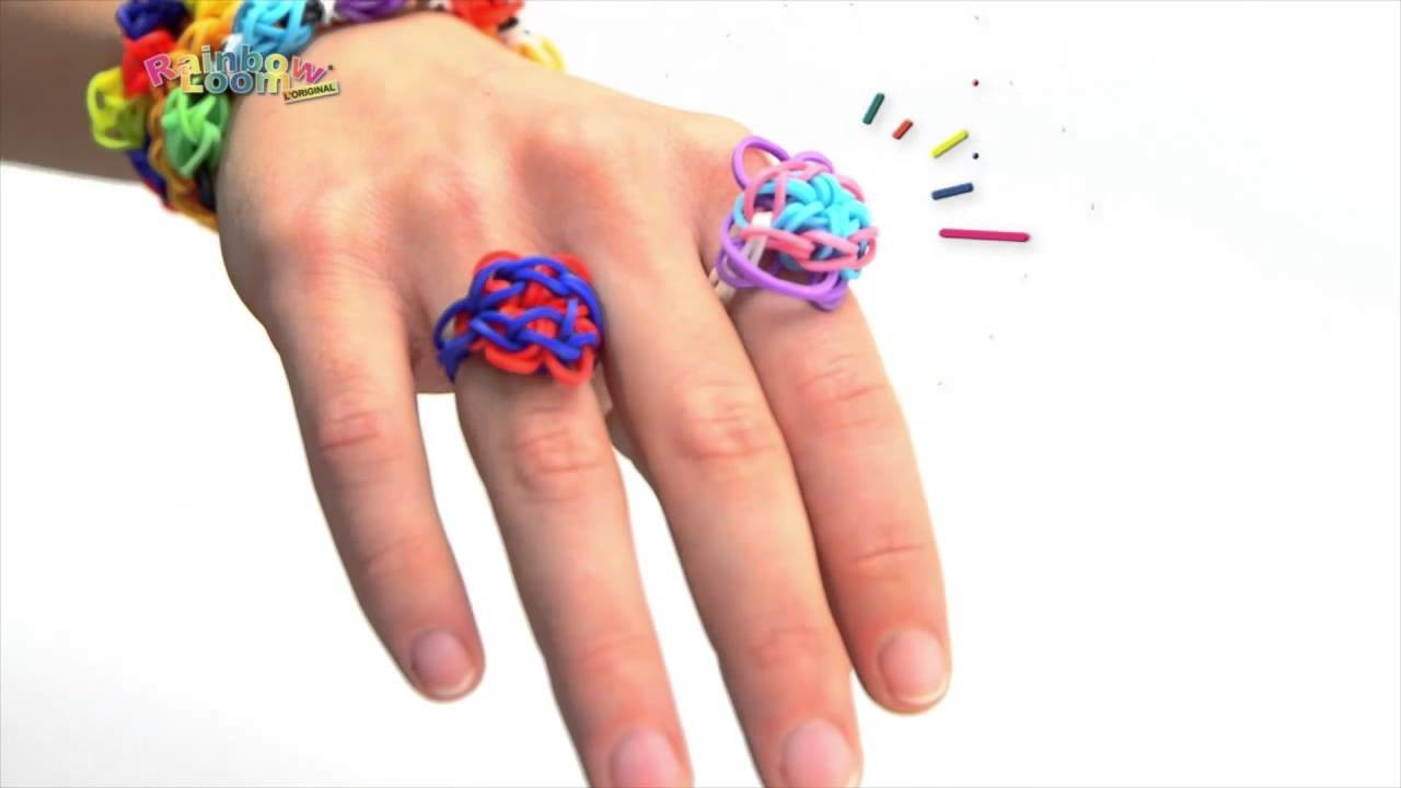 Rainbow loom bracelets en lastiques my crafts and diy for Mural en elastique