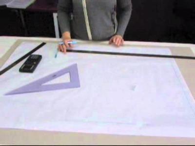 Créer votre jupe sur mesure - Cours de couture