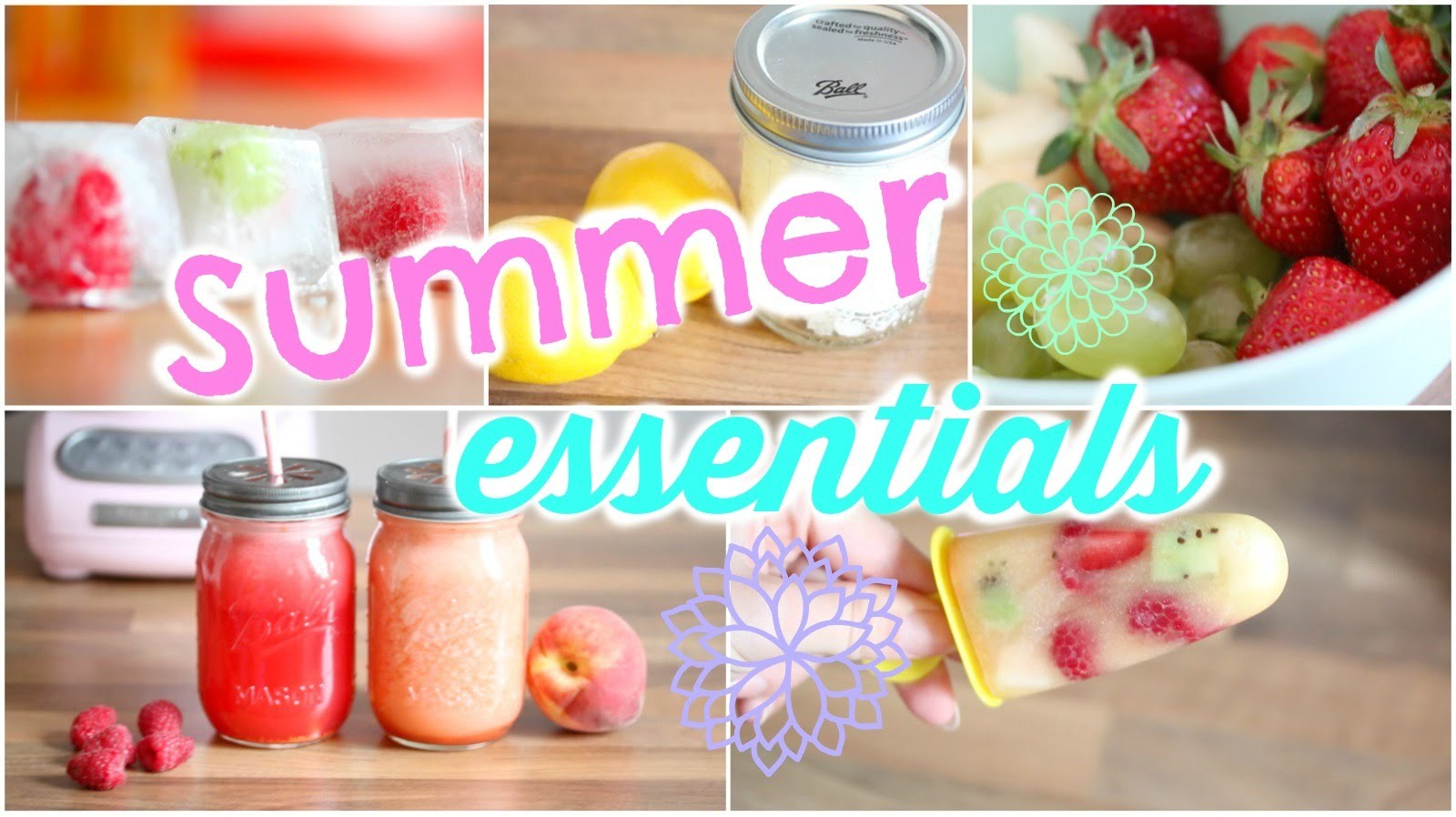 [ Favoris n°13 ] : SUMMER ESSENTIALS  |  2015 ♡