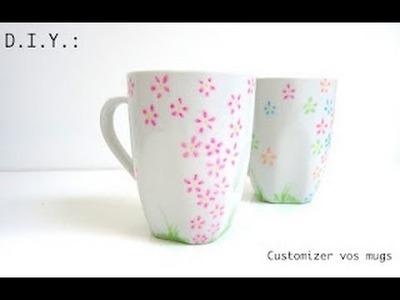 Tutoriel Vidéo - DIY : Customizer un mug