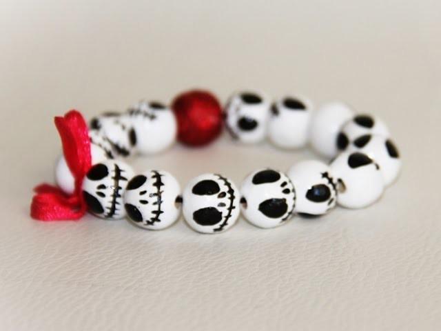 DIY # Bracelet Mr Jack pour Halloween