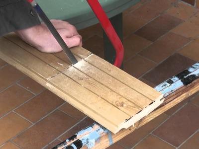 Fabrication d'un Glidetrack pour moins de 20€