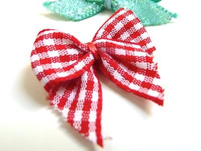 Tutoriel - DIY : Comment faire un noeud avec du ruban ?