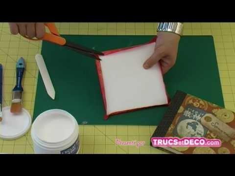 Découpe d'angles d'un carton (2ème partie)