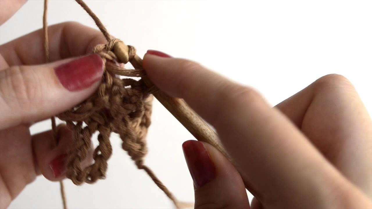 Comment crocheter le POINT D'ARCADE | WE ARE KNITTERS