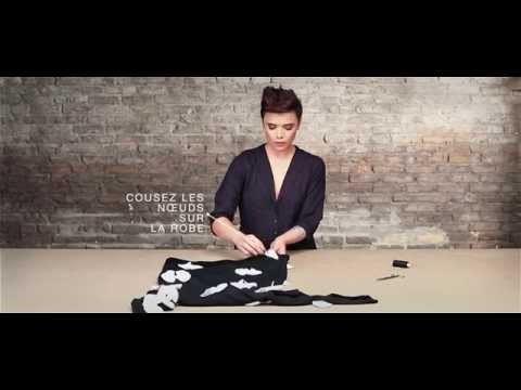 DIY : Customisez votre robe avec des nœuds - Zalando