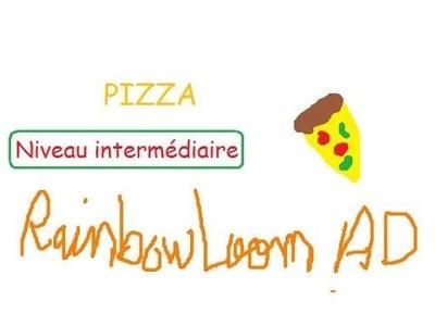 Rainbow Loom PIZZA [Tuto FR]