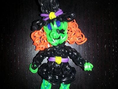 Sorcière pour Halloween Cra-Z Loom Tutoriel en Français