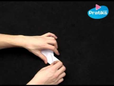 Origami : Comment faire un bateau en papier