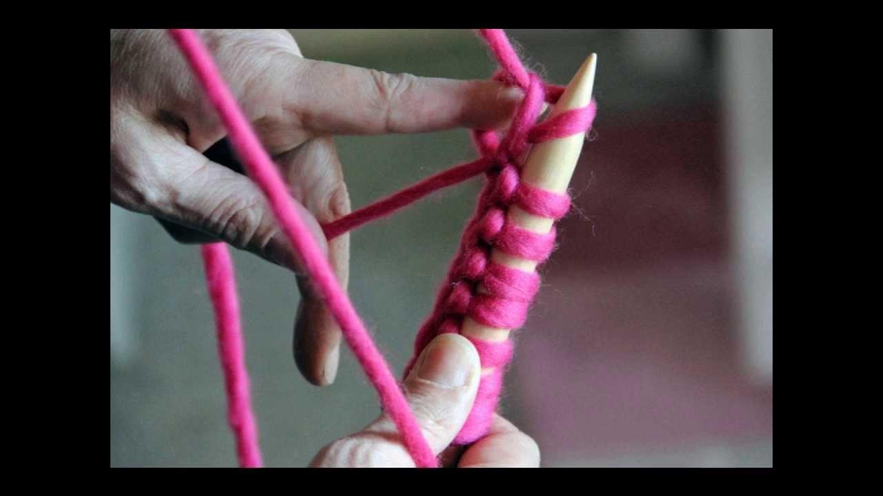Cours de tricot - Etape 1 - Comment monter les mailles par Cape & Crochet