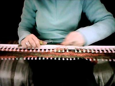 Bases pour tricotin rond 3ème partie