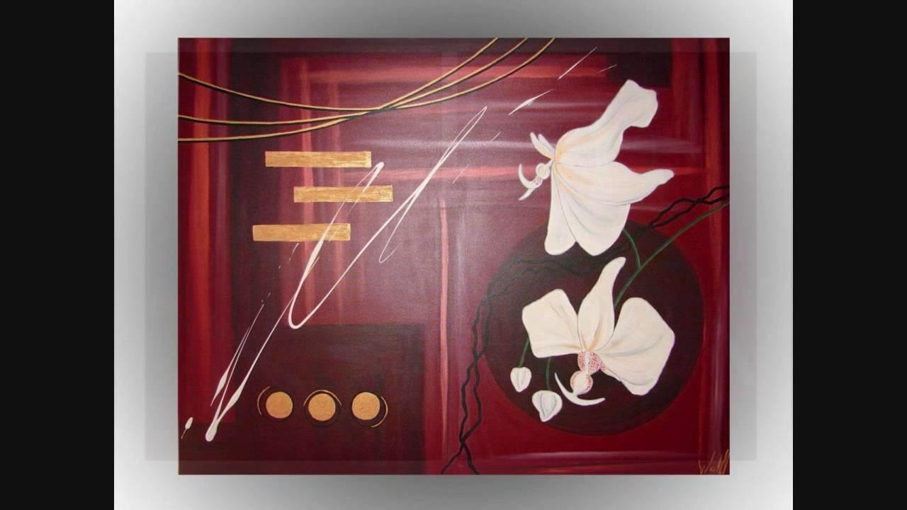 Peinture contemporaine et peinture abstraite-Christine Wolff