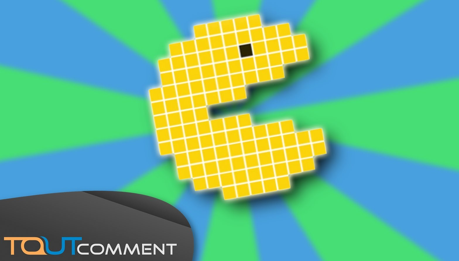 Perler beads tutorial : Pac-Man