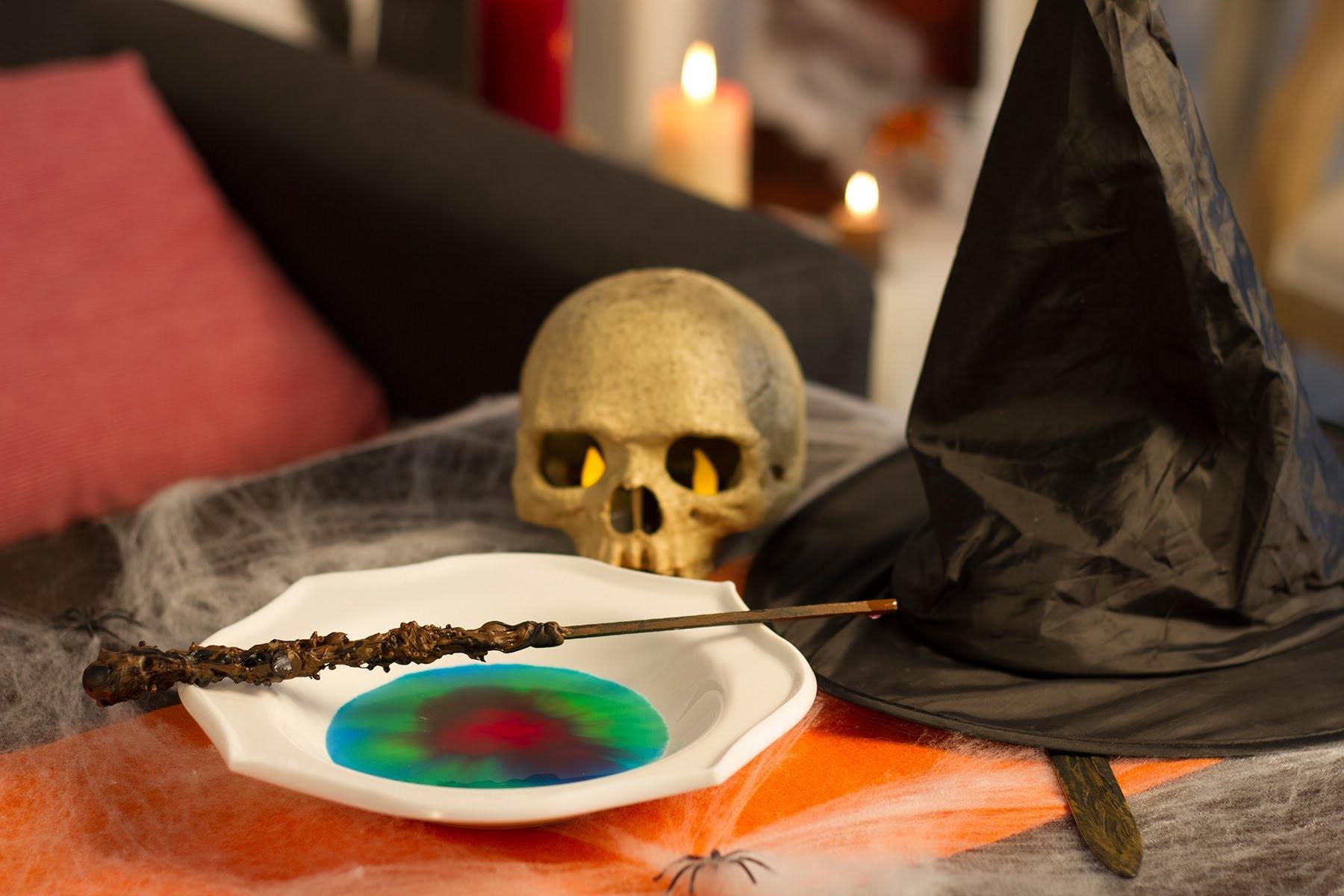 DIY Halloween - Baguette magique comme celle d'Harry Potter