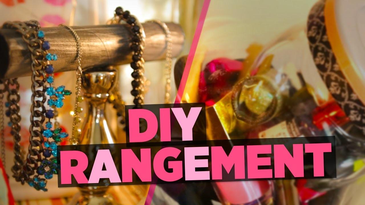 diy rangements makeup bijoux soandy. Black Bedroom Furniture Sets. Home Design Ideas