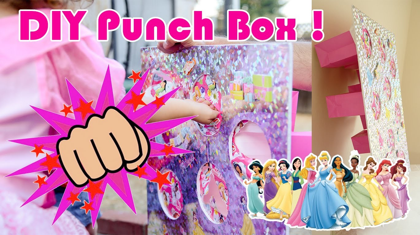 [DIY] Punch Box