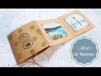 DIY Déco ♡ L'Album de vacances