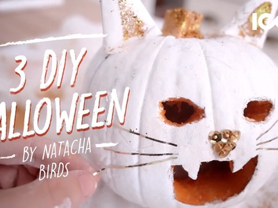 ∞BATTLE∞ 3 DIY HALLOWEEN (avec Natacha Birds)