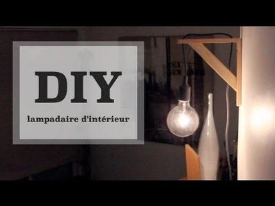 DIY lampe - lampadaire d'intérieur