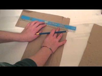Comment faire une boite à rangement rainbow loom - tuto