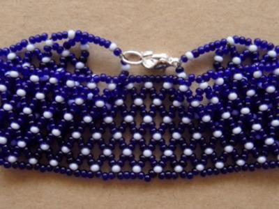 Fabriquez votre bracelet manchette en perle. - DIY Mode - Guidecentral