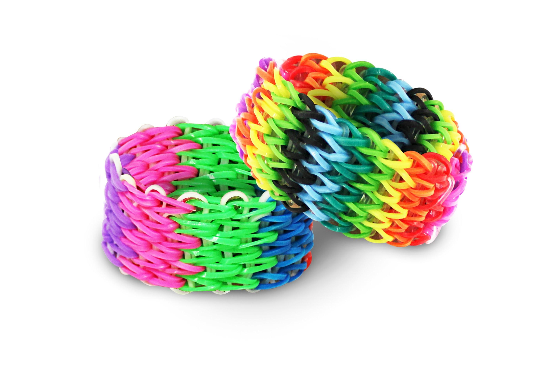 Tutoriel Big Bracelet - Loom's Joustra