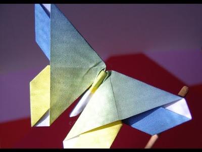 Origami - Papillon - Butterfly [Senbazuru]