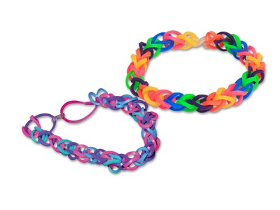 Tutoriel Bracelet Simple - Loom's Joustra