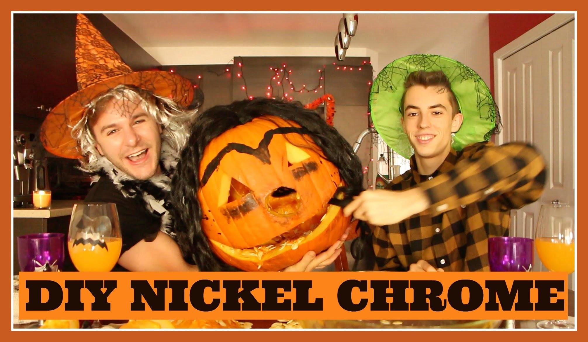 LE DIY NICKEL CHROME (avec Théo Gordy) | PL Cloutier