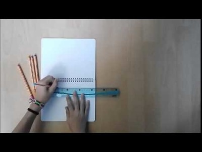 [ DIY n°1 ] comment faire un planner ?? - Kiwi