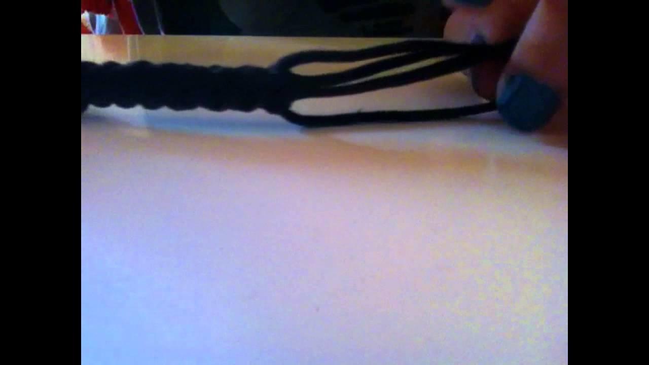 DIY : bracelet à faire facilement :-)