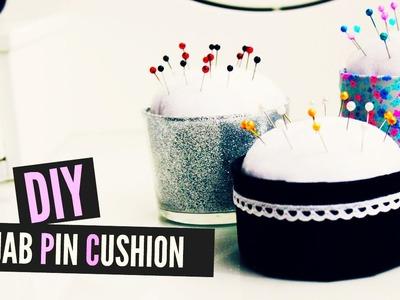 DIY | Hijab Pin Cushion - Rangement épingles à hijab