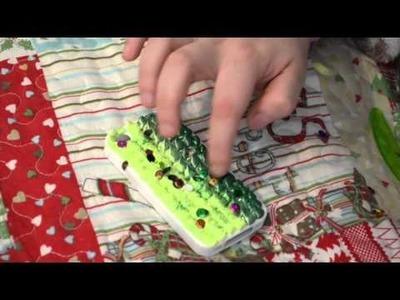 DIY coque personnalisée Decoden (Cadeaux de Noël)