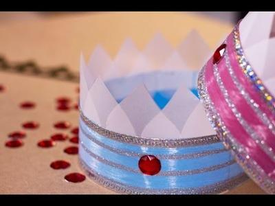 DIY : Couronne de prince et princesse