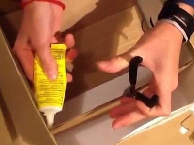 DIY: boîte de rangement