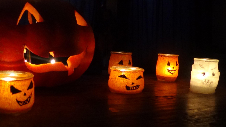 | [HALLOWEEN]: DIY D'Halloween facile et rapide  ]