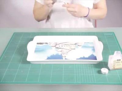 DIY : transférer une image à froid