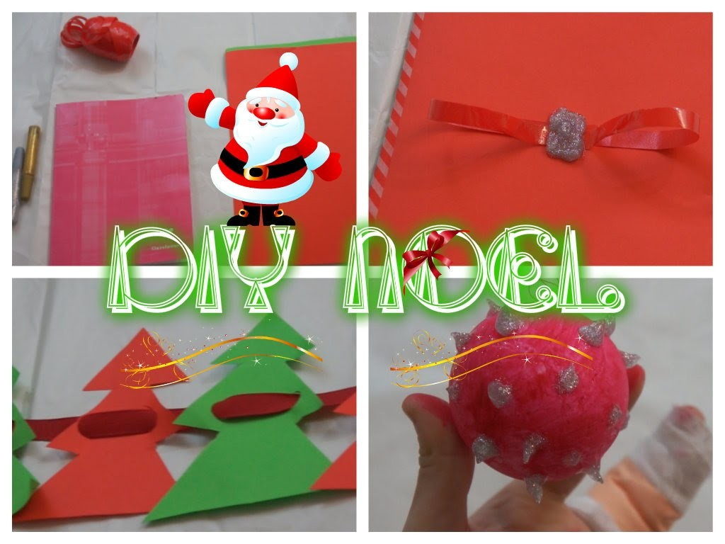 Christmas edition │ DIY ♥