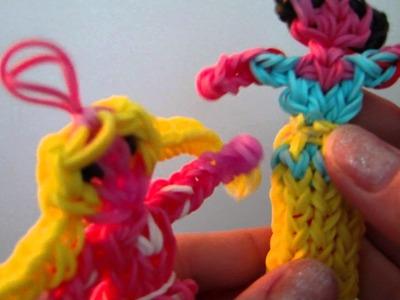 Nouvelles créations en élastique,Rainbow loom
