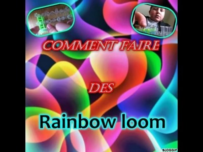 - Comment Faire Des Bracelets En Rainbow Loom -Facile!