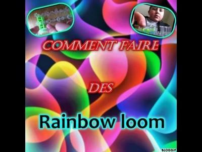 - Comment Faire Des Bracelets En Rainbow Loom -Facile!