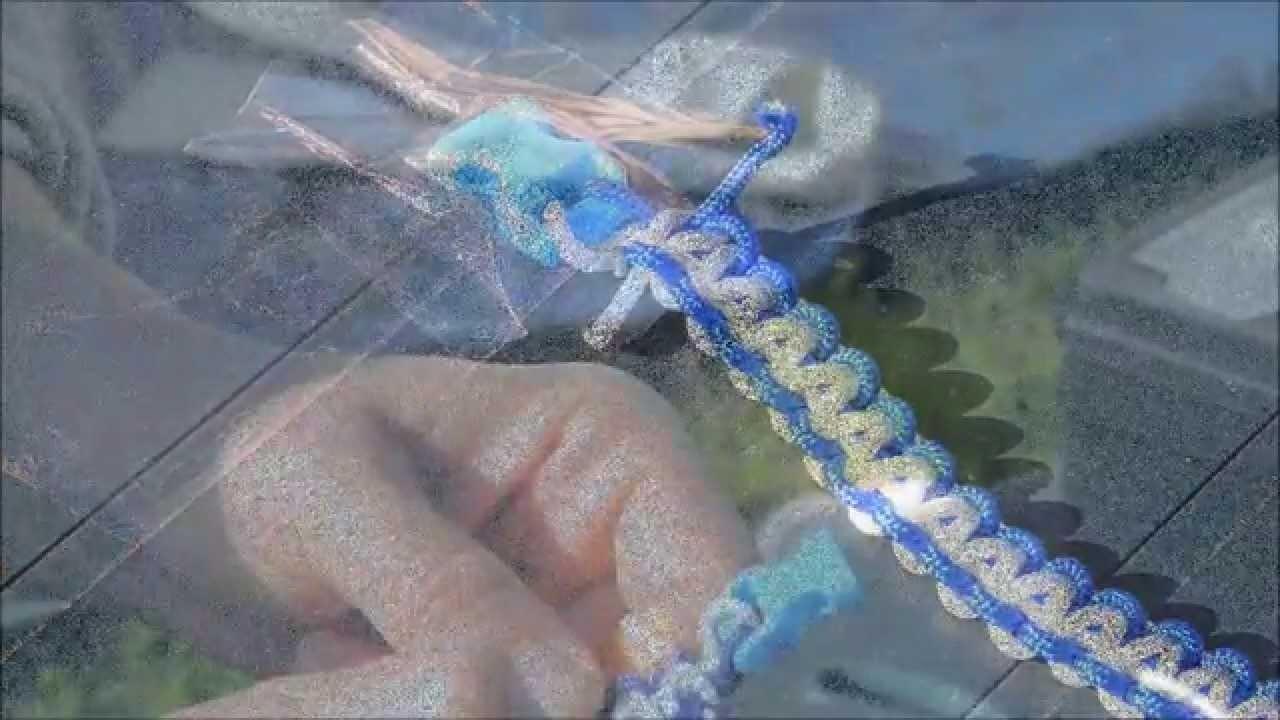 DIY : faire un bracelet Paracorde CREACORD