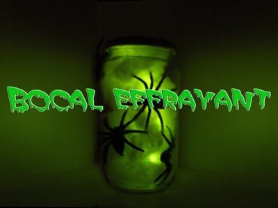 Déco Halloween DIY qui fait peur