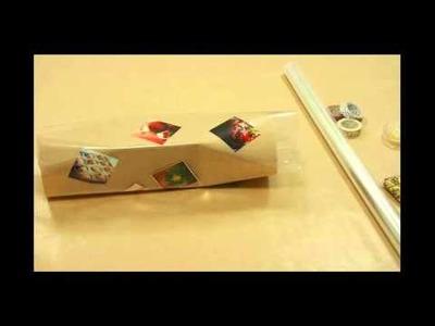 DIY paquets cadeaux pour Noël