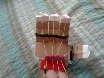 DIY ROBOT HAND