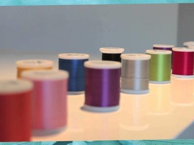 Broderie - personnaliser vos serviettes by www.laserviettedeplage.fr