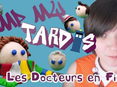 Pimp my TARDIS #2 - Fabriquer les Docteurs en FIMO [DIY Doctor Who]